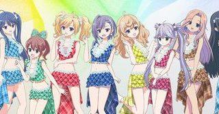 TVアニメ「音楽少女」2018年7月より放送開始 キービジュアル公開